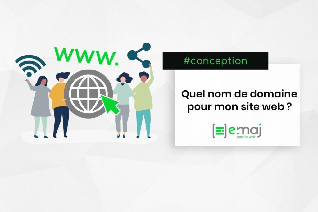 Quel nom de domaine pour mon site web