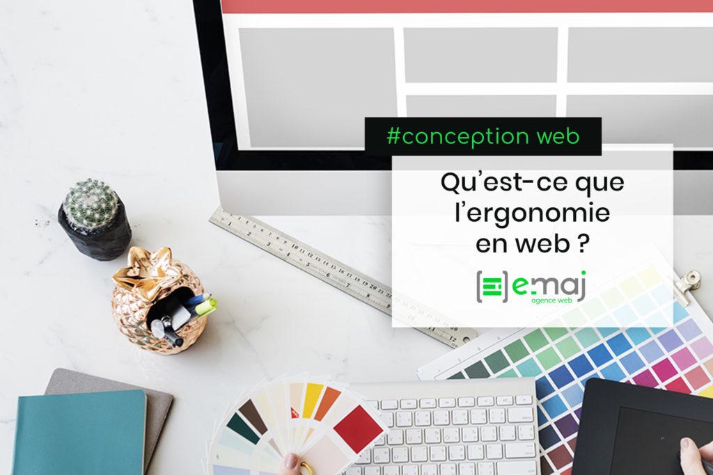 Conception de sites web : qu'est-ce que l'ergonomie ?