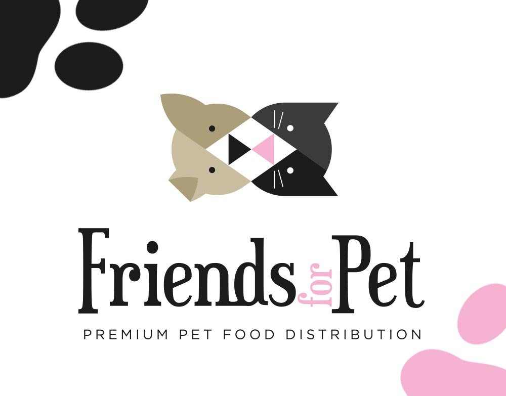 Friends for Pet - Site one page