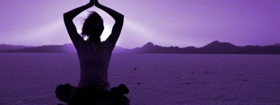 La couleur violet en communication | Le violet est la couleur la plus spirituelle du spectre