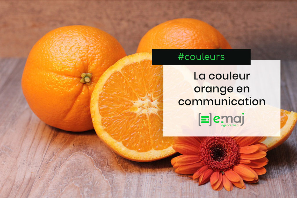 La couleur orange : que symbolise-t-elle en communication ?
