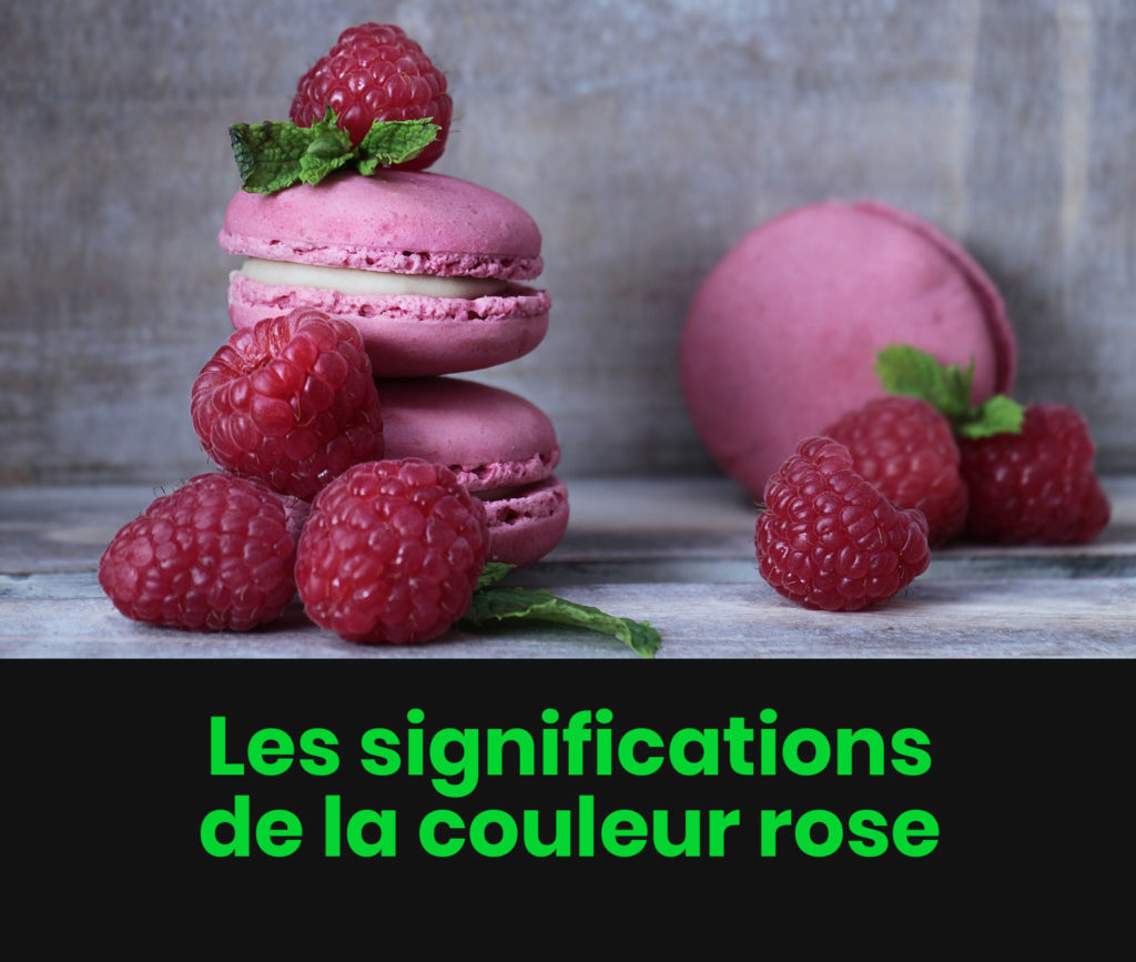 Que signifie la couleur rose en communication et marketing ?