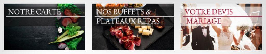 Informez votre clientèle de votre actualité sur votre site web traiteur ou restaurant